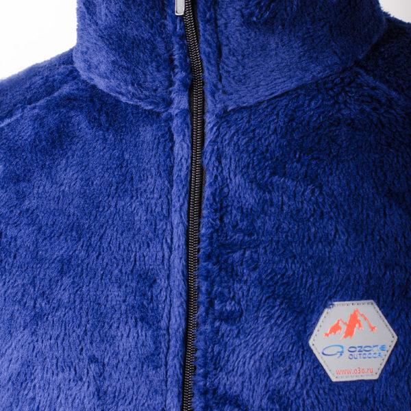 azimut-blue-Жилет флисовый