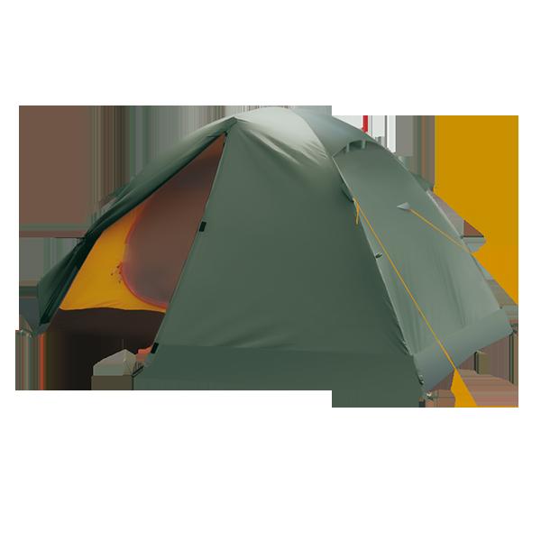 Палатка Guard 2 BTrace зел.