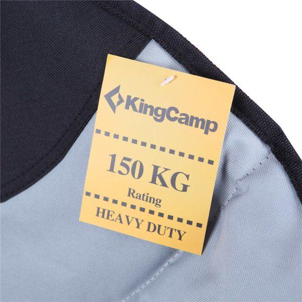 Кресло складное KingCamp DELUXE MOON CHAIR 3889 нагрузка
