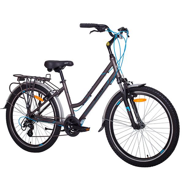 комфортный велосипед 26