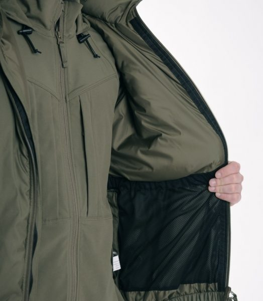 Куртка группа 99 G99 L7 внутренний карман