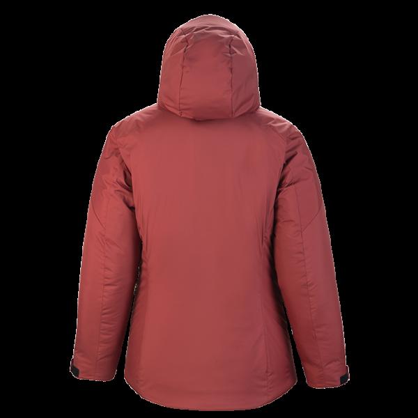 Куртка Малица 3.0 Сивера вид сзади