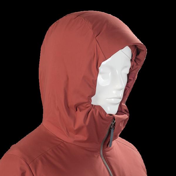 Пальто Путерга 2.0, Сивера. капюшон купить в тольятти в самаре