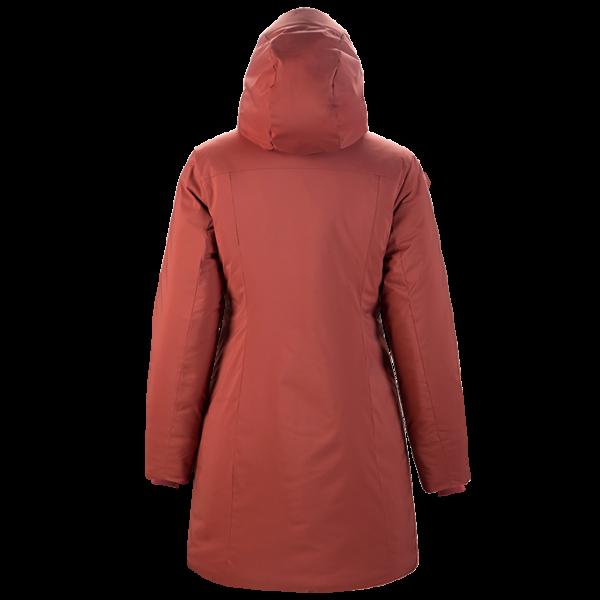 Пальто Путерга 2.0, Сивера. вид сзади купить в тольятти в самаре