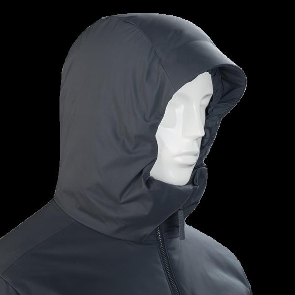 Пальто Седава, Сивера капюшон