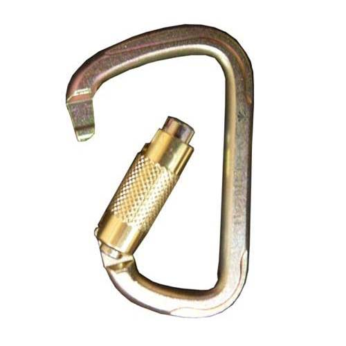 0226( карабин вертикаль стальной байонетная муфта килок