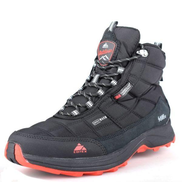 ботинки зимние, теплые,обувь