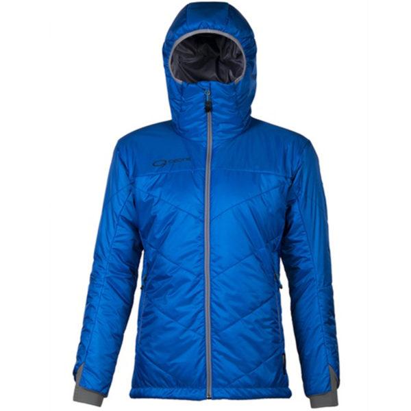 Куртка Brook, O3 Ozone синяя мужская демисезонная