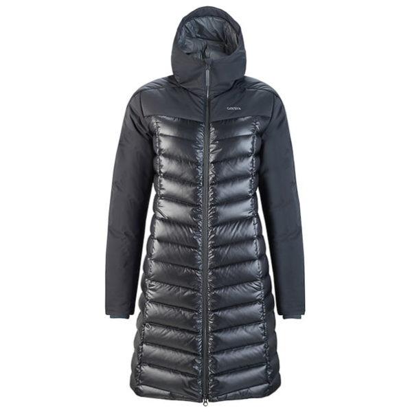 пальто зима осень демисезон пух синтетика сивера