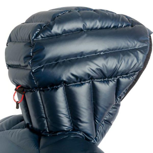 Куртка пуховая мужская CHAMONIX PRO, BASK капюшон