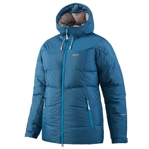 куртка зимняя теплая сивера