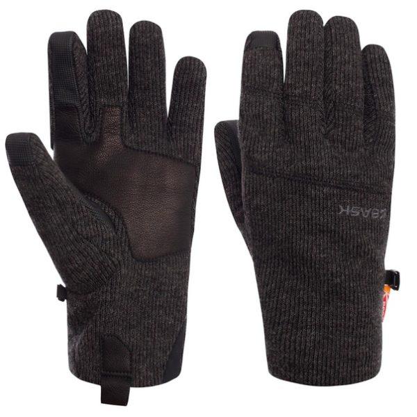 перчатки теплые зимние баск