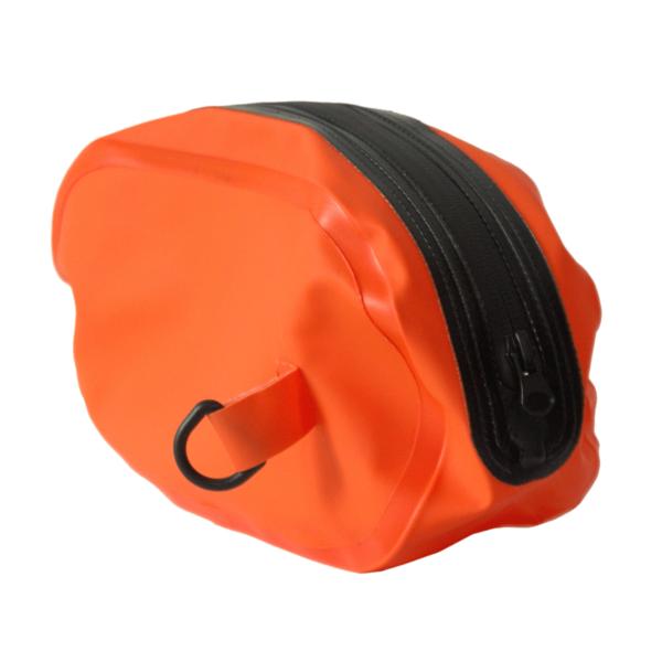 Гермоаптечка Btrace сбоку оранжевая