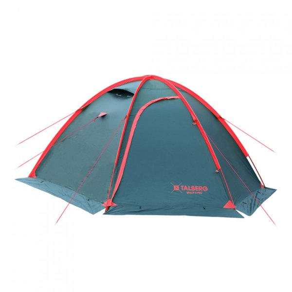 talberg-space-3-pro палатка трёхместная купить